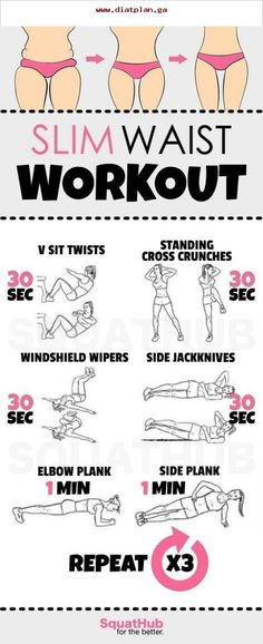 workout plan for beginners ; workout plan for women ; workout plan to get thick ; workout plan to lose weight at home ; workout plan to lose weight gym ; workout plan to tone Slim Waist Workout, Waist Training Workout, Waist Exercise, Weight Training, Exercise To Reduce Waist, Yoga Fitness, Health Fitness, Fitness Diet, Workout Fitness