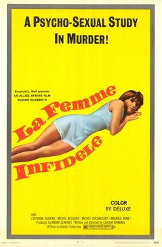 La femme infidèle, Claude Chabrol