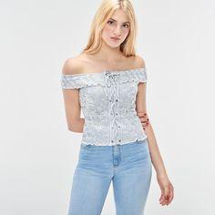 Off Shoulder Blouse, Tops, Women, Fashion, Moda, Women's, Fasion, Trendy Fashion, La Mode