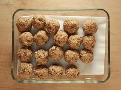 Get Power Balls Recipe from Food Network