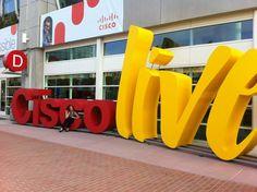 Welcome to Cisco Live! Cisco Systems, Hui, Live, Create, Outdoor Decor, Events
