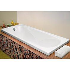 As banheiras de imersão são ideais para momentos de relaxamento e descanso.
