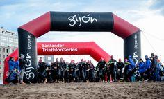 Últimos días para inscribirse en el Triatlón de Gijón