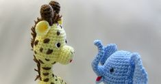 I love amigurumi! And designing amigurumi patterns and giving them to you to make too gives me so much joy, it truly does! I know i...