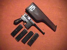 Mauser C96 Akcesoria