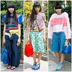 The 21 Best-Dressed Women Right Now - Susie Bubble, known for her bold, experimental style and intelligent, anything-but-vapid attitude about fashion as a whole. Outsiders might call her look kooky, but insiders know better.