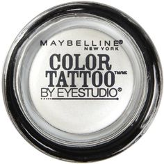 Maybelline 24 Hour Eyeshadow, Too Cool, 0.14 Ounce $5.59