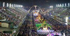 Carnaval no Rio deve atrair 1,3 milhão de turistas, revela estudo