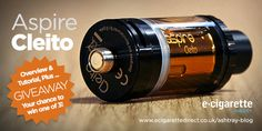 Aspire Cleito Giveaway – Enter In Seconds!