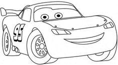Coloriage A Imprimer Cars Disney 1 Video Pour Mes B 233 B 233 S
