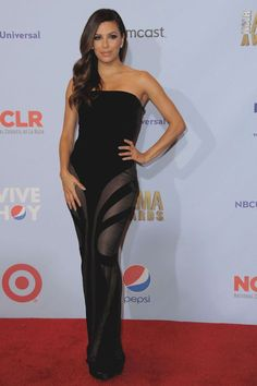 Eva Longoria... THAT DRESS!!!!!