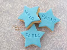 Estrade's cakes: galletas de estrella