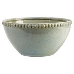 Pratt Bowl, beads around rim.