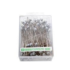 Corsagenål Silver Mellan How To Dry Basil, Herbs, Silver, Money, Herb