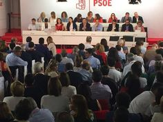 Actualidad Noticias El Comité Federal del PSOE no arranca por la falta de acuerdo sobre el censo y el orden del día