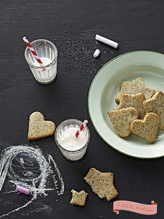 Zest-and-Poppy Cookies from Sarah Wilson's best-selling I Quit Sugar cookbook. Pre-order your US copy today!