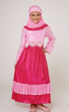 373 Best Fashion Idea Kids Moslem Hijab Images Clothes For