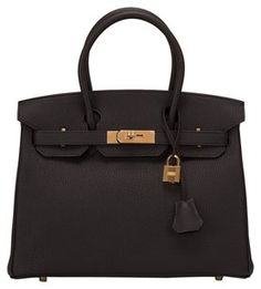 a4b42b58975 Save big on the Herms Birkin Togo Gold Hardware Blue Nuit Leather Satchel!  This satchel is a top 10 member favorite on Tradesy.