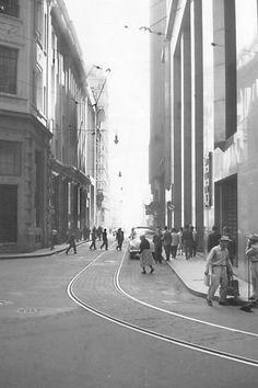 São Paulo na década de 50 - 17/08/2016 - Painel do leitor - Fotografia - Folha…
