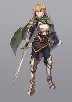 Ideas Drawing Poses Warrior Armors For 2019 Dungeons And Dragons Characters, Fantasy Characters, Female Characters, Female Character Design, Character Design Inspiration, Character Art, Character Ideas, Female Armor, Female Knight