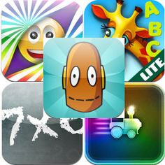 Five fun free iPad apps for elementary school teachers and students
