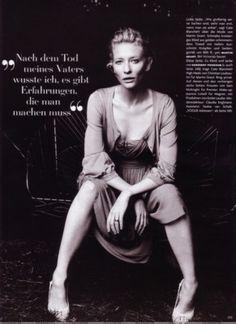 Cate Blanchett poster, mousepad, t-shirt, #celebposter