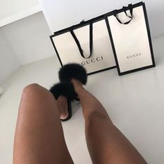 All winter long 🙌🏻👉🏻 @caroline_de_souza wearing the Black Chyna Fur babies 🖤🌎 hauteacorn.com ...#furslides #fluffyslides #furshoes #fursandals #furflipflops #instalike #instagood #ootd #slides #furslippers #slippers #sandals #shoes #indoor #outdoor #realfur Fluffy Sandals, Black Chyna, Fluffy Slides, Fox And Rabbit, Mink Fur, Fur Slides, Fur Babies, Fur Coat, Indoor Outdoor