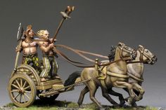 The Celts ruled a vast confederation of tribes from the Atlantic to the Danube. Ancient Rome, Ancient Art, Sparta Warrior, Roman Sculpture, Celtic Culture, Fantasy Miniatures, Iron Age, Roman Empire, Middle Ages
