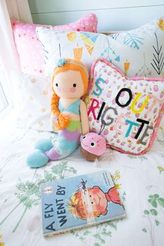 Adorable Knit Dolls