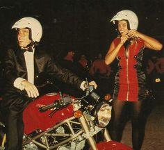 Ayrton Senna & Ducati