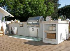 outdoor kitchen | Sunset Magazine