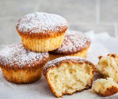 Túrós muffin Recept képpel - Mindmegette.hu - Receptek Muffin, Churros, Breakfast, Recipes, Foods, Sweets, Morning Coffee, Food Food, Food Items
