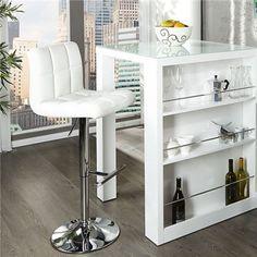 Stół barowy Easy biały