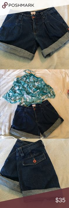 Brick Lane High Waisted Jeans by Nordstrom W-30 H-40 L-4.5 F-8 bundle for savings Nordstrom Shorts Jean Shorts