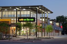 H-e-b Montrose Market - Lake|Flato Architects