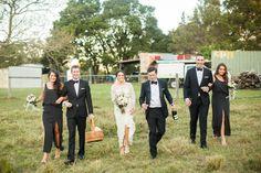 Real life #LannahDunn Wedding