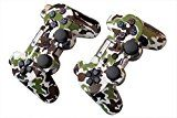 Digital Gaming World Pack of 2 PS3 Wireless Controllers for Sony PlayStation 3 Console (Camouflage Limited Edition-3) Compatible/Generic.by Digital Gaming World1371% Sales Rank in Video Games: 262 (was 3855 yesterday)Buy: Rs. 4999.00 Rs. 1749.00 (Visit the Movers & Shakers in Video Games list for authoritative information on this product's current rank.)