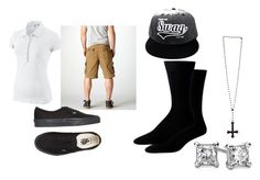 My Guy Look by brittneystar34 on Polyvore featuring polyvore fashion style NIKE Vans Blue Nile American Eagle Outfitters Smartwool clothing