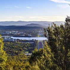Where better to celebrate Australia Day than in Australia's capital? Thanks to Instagrammer jasonperelson for sharing this stunning Canberra photo and tagging #visitcanberra