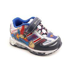 Superman Boys Silver Athletic Shoes 0SUS352 (12) DC Comics http://www.amazon.com/dp/B00HUWDAUI/ref=cm_sw_r_pi_dp_d9K1tb01EFW1AYKH