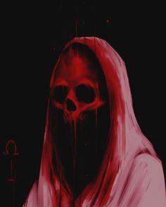 Dark forest, glow of the lake, an eternal dance of death — Art by Omega Black ( my edits ) Arte Horror, Horror Art, Dark Fantasy, Fantasy Art, Dance Of Death, Satanic Art, Look Dark, Creepy Art, Red Aesthetic