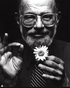"""Follow your inner moonlight; don't hide the madness."" ☼ Allen Ginsberg"
