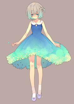 diabolism666:  star dress