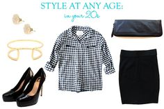Style At Any Age: Check Flannel in your 20s | Taim Boutique