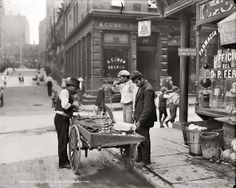 The Bowery Boys: New York City History: The Lower East Side went back in time this week