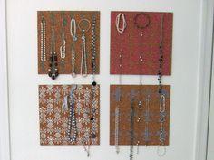 ¿Dónde guardar las joyas? ¡Ideas originales!