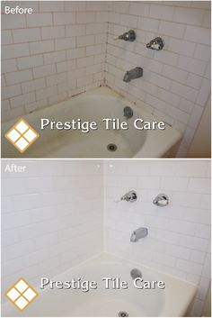 Superior Cleaning Moldy Tile And Grout, Cleaning Bathtub And Recaulking.