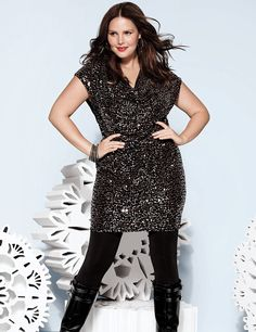 Plus Size Sequin Dress by Lane Bryant | Lane Bryant
