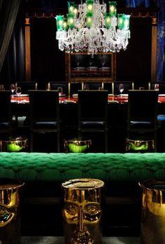 Le Meurice Hotel, Paris designed by Philippe Starck