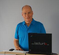 """Im Gespräch mit """"Mr. TOEFL"""" Robert Kuehl @Lecturio #Blogturio"""